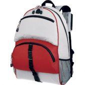 "Рюкзак""Utah"", красный/белый, арт. 000842503"
