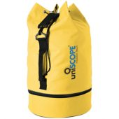 """Рюкзак """"Idaho"""" с отделением для обуви, желтый"""