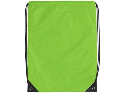 "Рюкзак-мешок ""Oriole"", зеленое яблоко, арт. 000543803"