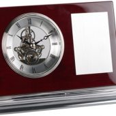 Часы настольные с шильдом, арт. 001271603