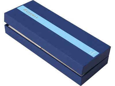 Ручка роллер Waterman модель Hemisphere Stainless Steel CT, арт. 000701403