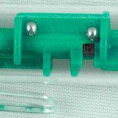 Ручка шариковая «Лабиринт» с головоломкой зеленая, арт. 000115303