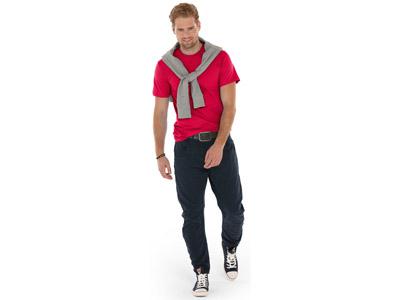 Футболка «Super club» мужская, красный ( M )
