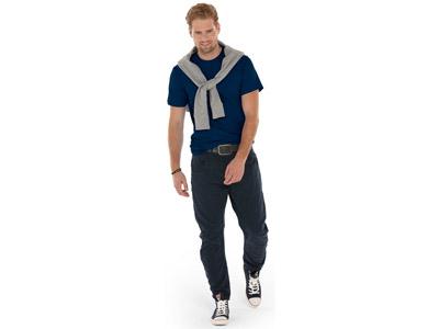 Футболка «Super club» мужская, темно-синий ( XL )