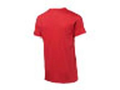 Футболка «Adelaide» мужская, красный/белый ( 2XL )