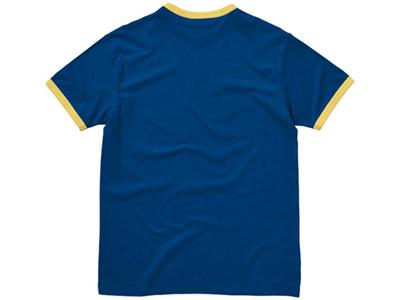 Футболка «Adelaide» мужская, синий/желтый ( M )