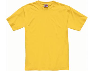Футболка «Heavy Super Club» мужская, желтый ( L )