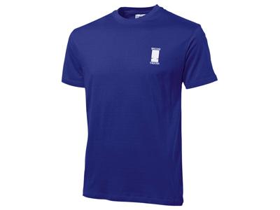 Футболка «Heavy Super Club» мужская, фиолетовый ( S )