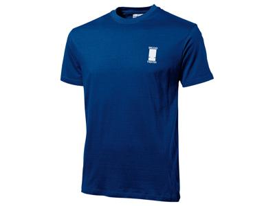 Футболка «Heavy Super Club» мужская, классический синий ( M )