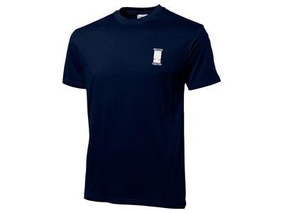 Футболка «Heavy Super Club» мужская, темно-синий ( 2XL )