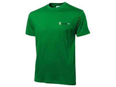 Футболка «Heavy Super Club» мужская, зеленый ( M )