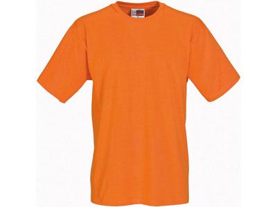Футболка «Super Heavy Super Club» мужская, оранжевый ( L )