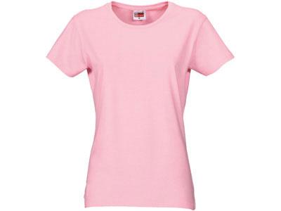 Футболка «Heavy Super Club» женская, розовый ( 2XL )