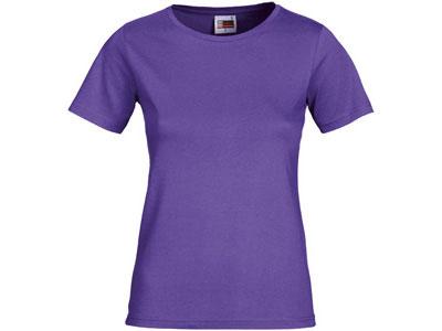 Футболка «Heavy Super Club» женская, фиолетовый ( 2XL )