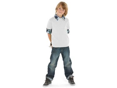 Футболка «Heavy Super Club» детская, белый ( 6 )