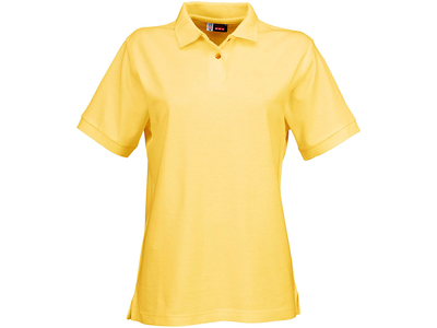 Рубашка поло «Boston» женская, желтый ( L )