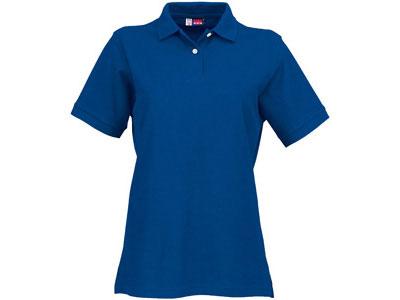 Рубашка поло «Boston» женская, классический синий ( XL )