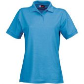 "Рубашка поло ""Boston"" женская, голубой лед ( M ), арт. 003012003"