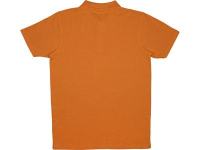 """Рубашка поло """"First"""" мужская, оранжевый ( XL )"""