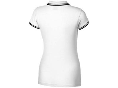 Рубашка поло «Erie» женская, белый ( XL )