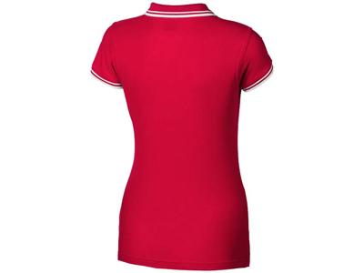 Рубашка поло «Erie» женская, красный ( M )