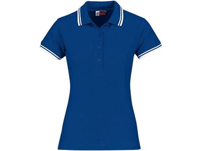 Рубашка поло «Erie» женская, классический синий ( S )