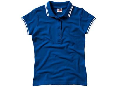 Рубашка поло «Erie» женская, классический синий ( XL )