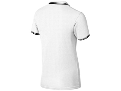 Рубашка поло «Erie» мужская, белый ( 4XL )