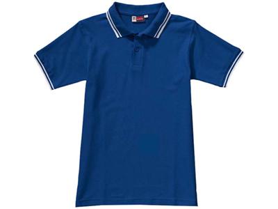 Рубашка поло «Erie» мужская, классический синий ( 3XL )