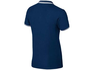 Рубашка поло «Erie» мужская, темно-синий ( 2XL )