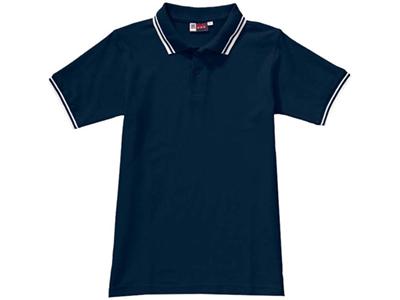 Рубашка поло «Erie» мужская, темно-синий ( S )