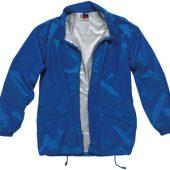 """Ветровка """"Miami"""" детская с чехлом, классический синий ( 10 ), арт. 000325103"""