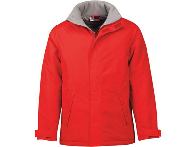 Куртка «Hastings» мужская, красный ( 2XL )