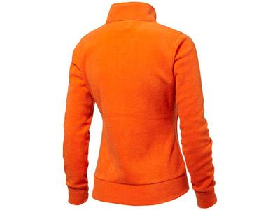 """Куртка флисовая """"Nashville"""" женская, оранжевый/черный ( XL ), арт. 000193303"""