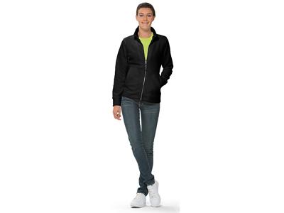 """Куртка флисовая """"Nashville"""" женская, черный ( L ), арт. 000193503"""