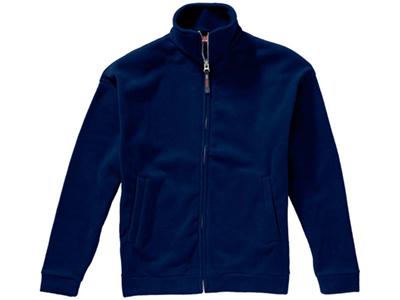 Куртка флисовая «Nashville» мужская, темно-синий ( 4XL )