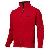 Куртка флисовая «Nashville» мужская, красный/пепельно-серый ( XL )