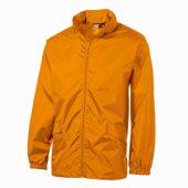 """Ветровка """"Miami"""" мужская с чехлом, оранжевый ( XL ), арт. 000056903"""