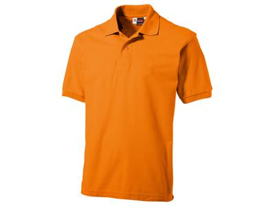 Рубашка поло «Boston» мужская, оранжевый ( S )