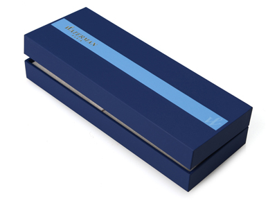 Ручка перьевая Waterman модель Hemisphere 2010 White CТ в футляре, арт. 001313003