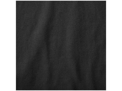 Футболка мужская с длинным рукавом, черный ( XL )