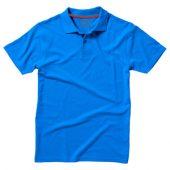 """Рубашка поло """"Advantage"""" мужская, небесно-голубой ( M )"""