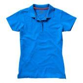 """Рубашка поло """"Advantage"""" женская, небесно-голубой ( L )"""