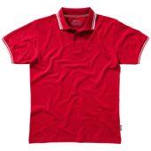 """Рубашка поло """"Deuce"""" мужская, красный ( 2XL ), арт. 001705303"""