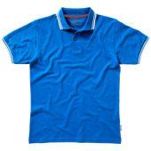 """Рубашка поло """"Deuce"""" мужская, небесно-голубой ( S )"""