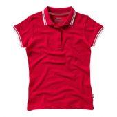 """Рубашка поло """"Deuce"""" женская, красный ( L )"""