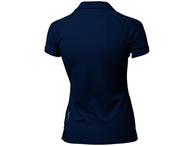 "Рубашка поло ""Game"" женская, темно-синий ( S )"
