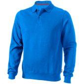 """Свитер поло """"Referee"""" мужской, небесно-голубой ( 2XL ), арт. 001737003"""