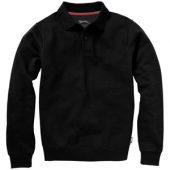 """Свитер поло """"Referee"""" мужской, черный ( M ), арт. 001739103"""