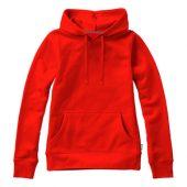 Свитер «Alley» мужской с капюшоном, красный ( L )